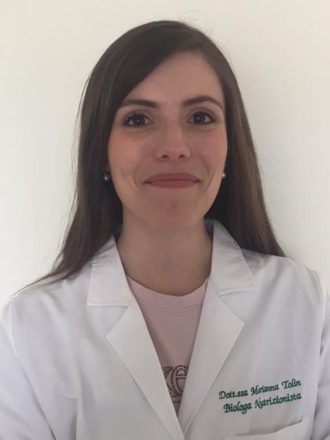 Dott.ssa Marianna Tolin